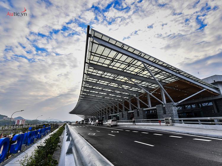 Cảng hàng không quốc tế Vân Đồn- Quảng Ninh